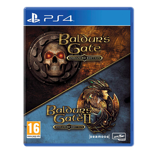 PS4 mäng Baldurs Gate Collection