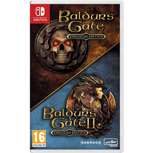 Switch game Baldurs Gate Collection