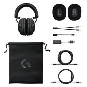 Headset Logitech G PRO X Blue VO!CE