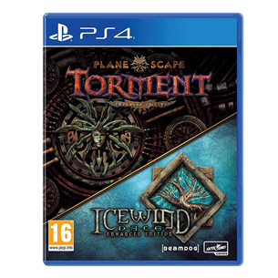PS4 mäng Planescape Torment / Icewind Dale