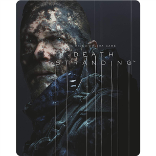 PS4 game Death Stranding Collectors Edition