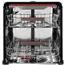 Интегрируемая посудомоечная машина AEG (14 комплектов посуды)