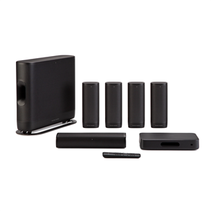 Wireless 5.1 speaker set Harman Kardon Surround HKSURROUNDBLKEP