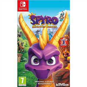 Switch mäng Spyro Reignited Trilogy