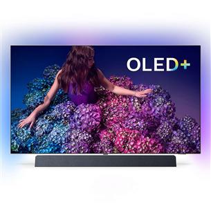 55'' Ultra HD 4K OLED-телевизор, Philips 55OLED934/12