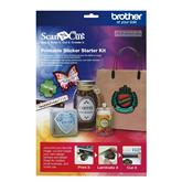 Printable Sticker Starter Kit Brother