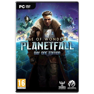 PC game Age of Wonders: Planetfall