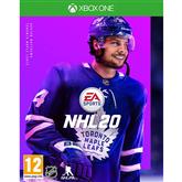 Xbox One game NHL 20