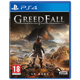 PS4 mäng GreedFall