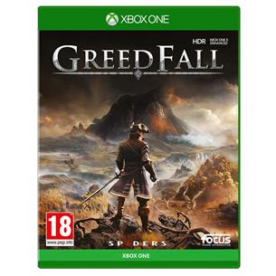 Xbox One mäng GreedFall
