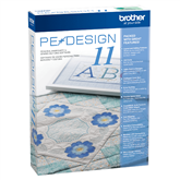 Программа для вышивания Brother PE-Design 11