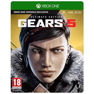 Xbox One mäng Gears of War 5 Ultimate Edition