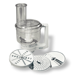 Mini processor for Bosch MUM 5 food processor