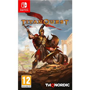 Switch mäng Titan Quest