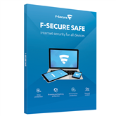 F-Secure SAFE 1 year - 3 devices