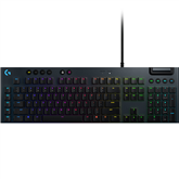 Klaviatuur Logitech G815 LightSync RGB (SWE)