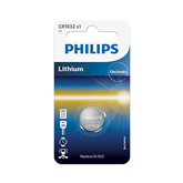 Battery Philips CR1632 3 V Lithium