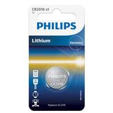 Батарейка Philips CR2016 3 V Lithium