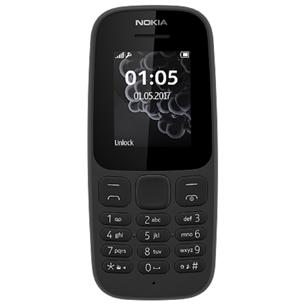 Mobiiltelefon Nokia 105 Dual SIM 16KIGB01A02