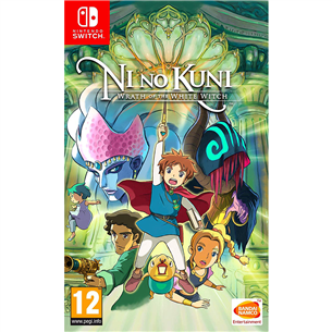 Игра для Nintendo Switch, Ni No Kuni: Wrath of the White Witch
