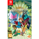 Switch game Ni No Kuni: Wrath of the White Witch