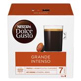 Coffee capsules Nescafe Dolce Gusto Grande Intenso