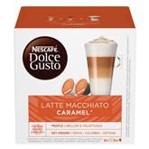 Kohvikapslid Nescafe Dolce Gusto Caramel Latte Macchiato