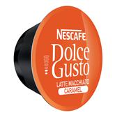 Coffee capsules Nescafe Dolce Gusto Caramel Latte Macchiato