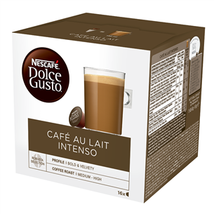 Кофейные капсулы Nescafe Dolce Gusto Café Au Lait Intenso