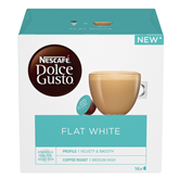 Coffee capsules Nescafe Dolce Gusto Flat White