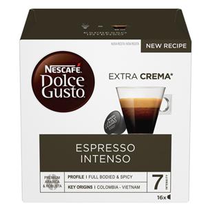 Kohvikapslid Nescafe Dolce Gusto Espresso Intenso