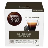 Coffee capsules Nescafe Dolce Gusto Espresso Intenso