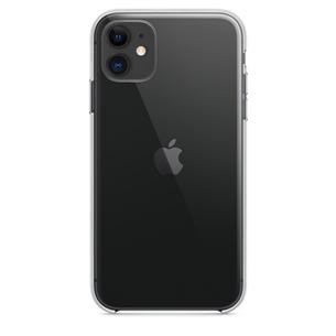 Apple iPhone 11 läbipaistev ümbris
