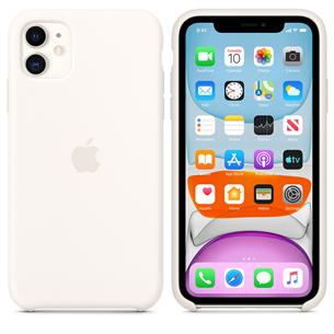 Силиконовый чехол для Apple iPhone 11