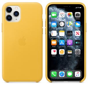 Кожаный чехол для Apple iPhone 11 Pro