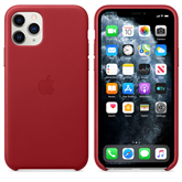 Apple iPhone 11 Pro nahast ümbris