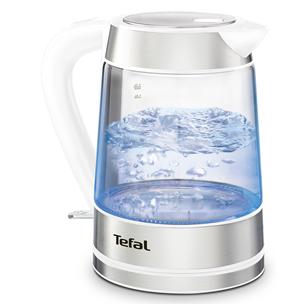 Klaasist veekeetja Tefal