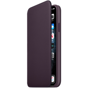 Кожаный чехол Folio для Apple iPhone 11 Pro Max