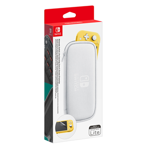 Nintendo Switch Lite kandekott ja ekraanikaitsekile 045496431280