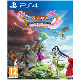 PS4 mäng Dragon Quest XI: Echoes Of An Elusive Age