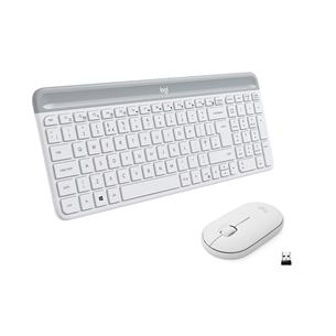 Juhtmevaba klaviatuur + hiir Logitech MK470 Slim Combo (SWE) 920-009201