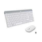 Беспроводная клавиатура + мышь Logitech MK470 Slim Combo (SWE)