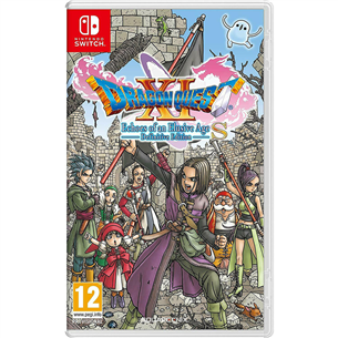 Switch game Dragon Quest XI: Echoes Of An Elusive Age