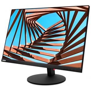 27'' Full HD LED IPS monitor Lenovo ThinkVision T25d-10