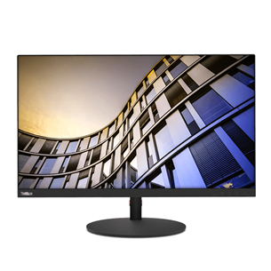 27'' Ultra HD LED IPS-монитор Lenovo ThinkVision T27p-10