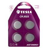 Patarei Tesla CR2025 (4 tk)