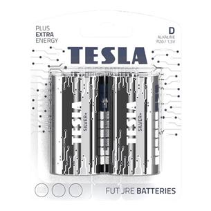 Battery Tesla D LR20 (2 tk)