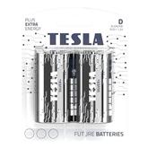 Батарейки Tesla D LR20 (2 шт)