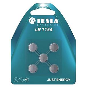 5 x Patarei Tesla LR1154 LR44 TESLA-LR44A5
