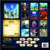 Kalender Legend of Zelda 2020